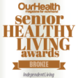 Senior Healthy Living Awards